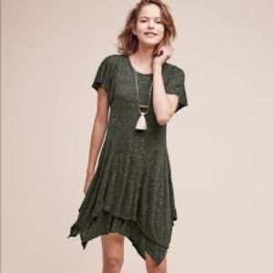 Anthropologie Melanie Knit Dress Sz M